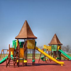 Playgrounds & theme parks